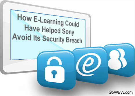How E-Learning Could Have Helped Sony Avoid Its Security Breach